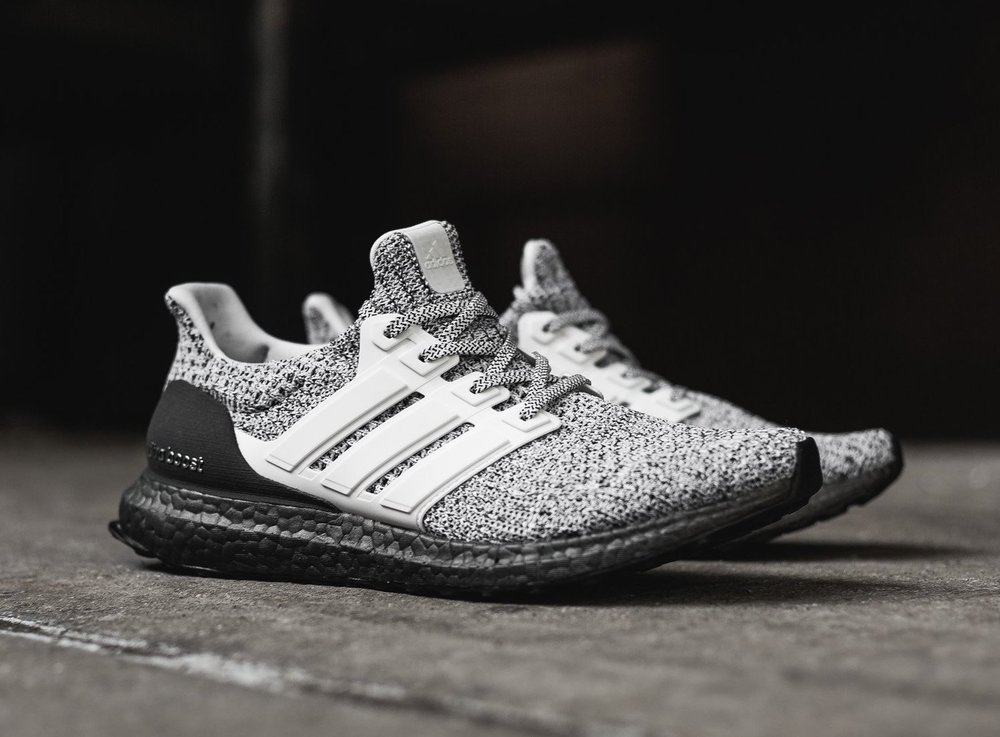 Take A Look At The adidas Ultra Boost 4.0 In Core Black