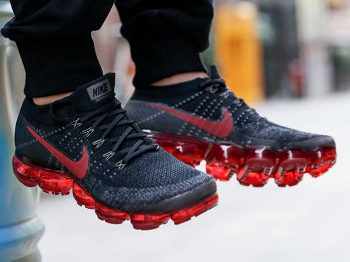 on sale 60504 7d6cf On Sale: Nike Air VaporMax Flyknit