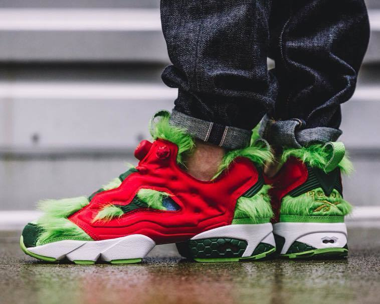 7e35b4943c5b ... Grinch Thimb  On Sale Reebok Instapump Fury CV ...