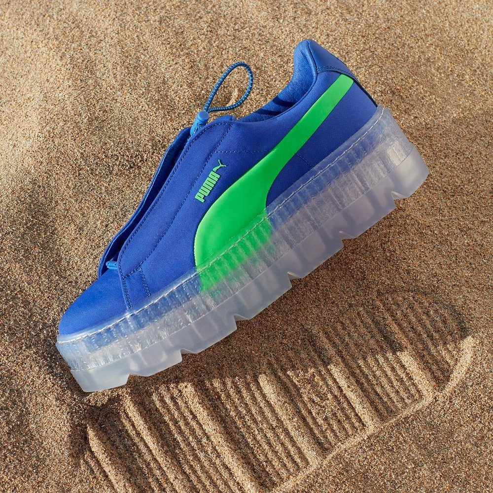 20bd9d6d6ab2c6 Now Available  Rihanna x Puma Fenty Cleated Creeper Surf — Sneaker ...