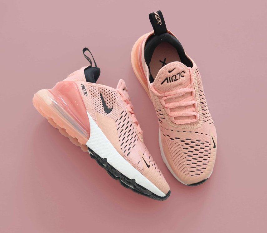 Buy nike air max 270 womens pink   up to 78% Discounts b7bed88ea6