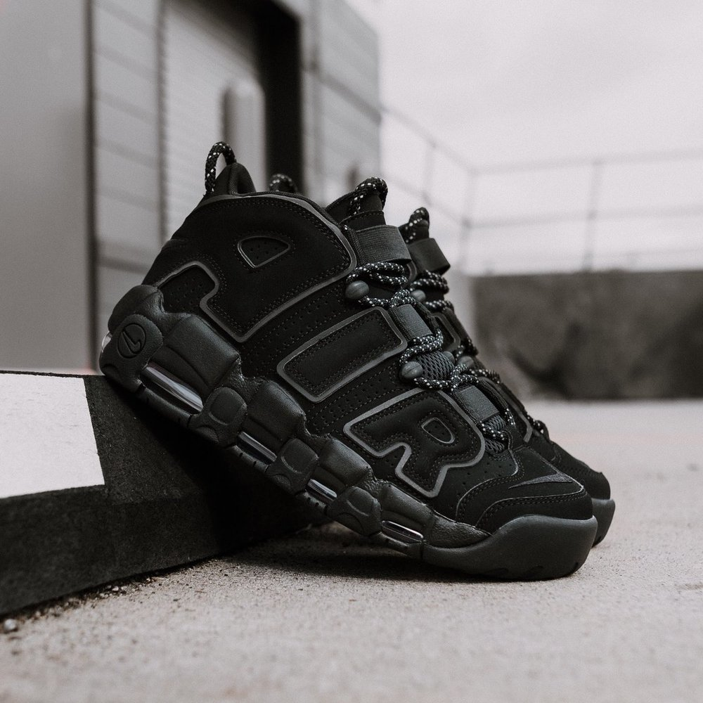 size 40 60b48 12981 Now Available: Nike Air More Uptempo