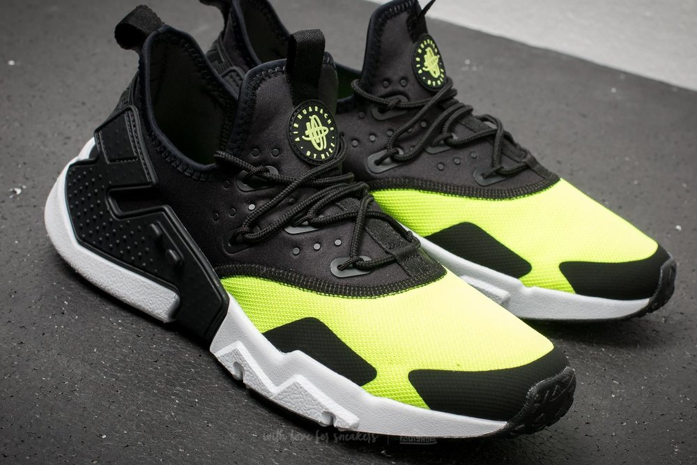 a1e47a861f3f0 ... new zealand on sale nike air huarache drift volt u2014 sneaker shouts  6f3e1 23aeb