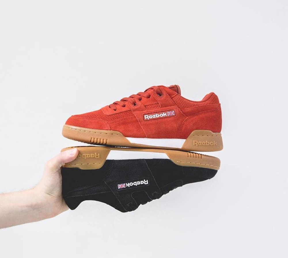 promo code 5eaab e9f24 On Sale  Select Reebok Workout Plus EG — Sneaker Shouts