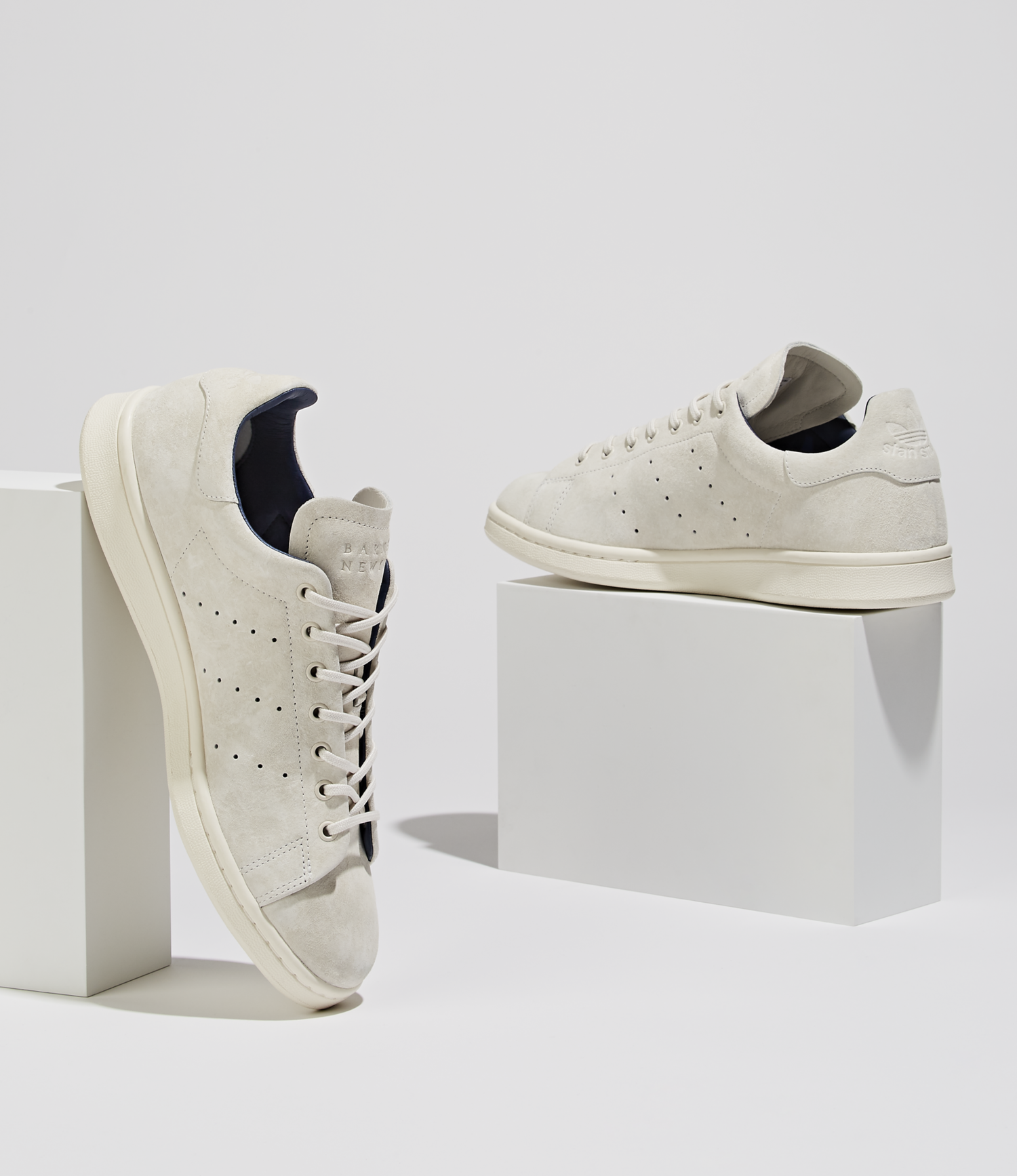 new style e9f4f 1e5cd Now Available: Barneys x adidas Stan Smith Suede
