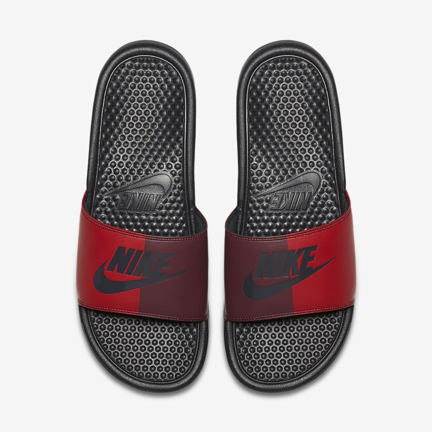 20b2ecfd69c4 Now Available  Nike Benassi Slides