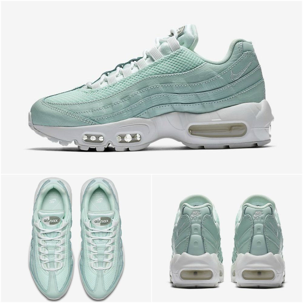 1e7153a4c6 Now Available: Nike Air Max 95 Premium