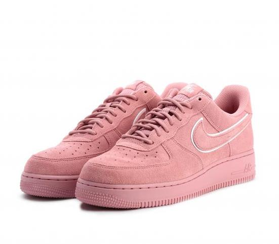 los angeles 02b44 4e78d Now Available  Nike Air Force 1 Low Suede
