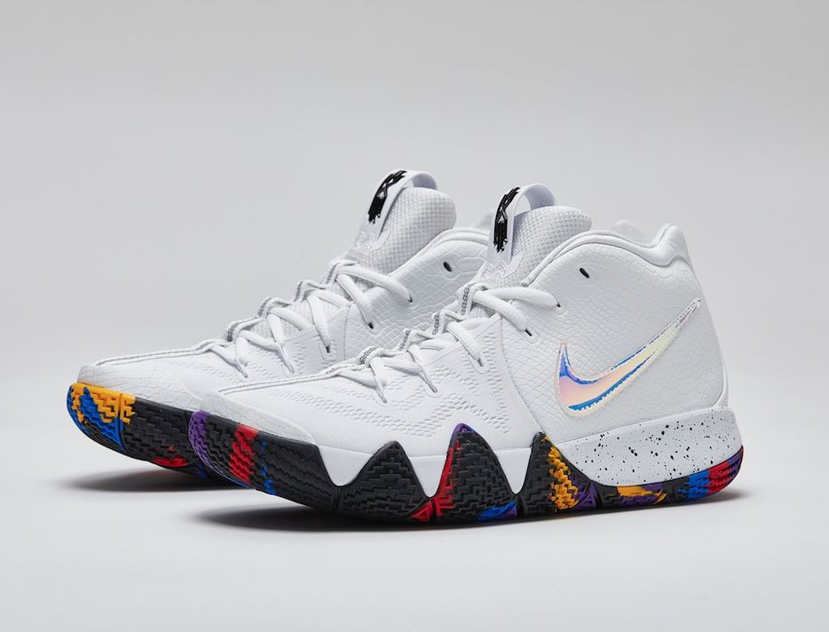 half off e5fea 1ad2f Now Available Nike Kyrie 4
