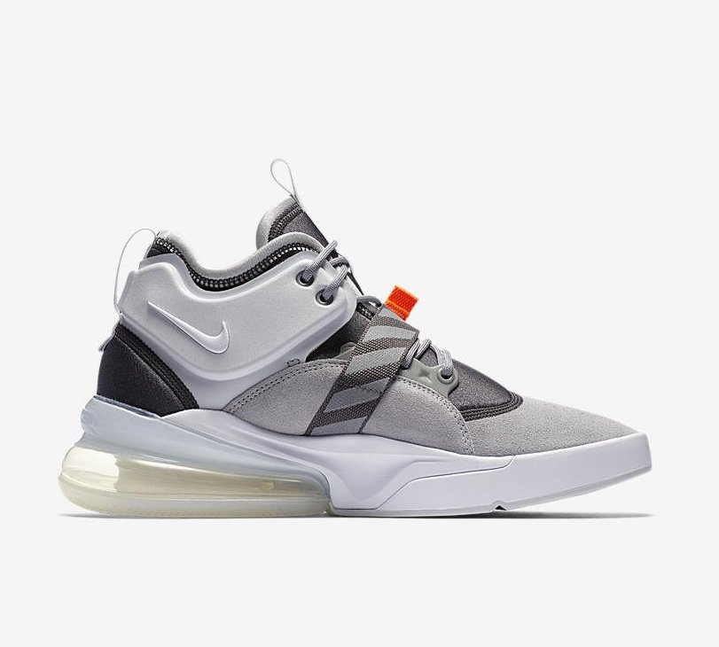 — AvailableNike Shouts Wolf Max Grey Sneaker Now Air 270 H9IEDW2