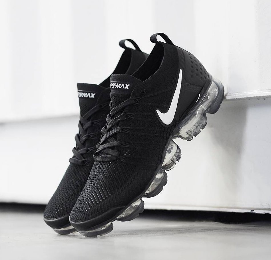 online retailer 9e23a fe5cb nike air vapormax 2.0 all black