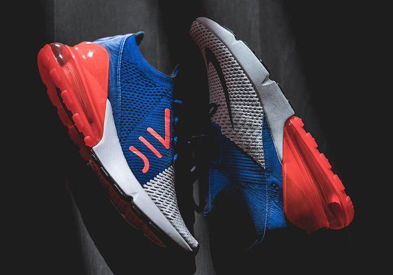 meet 95bfb b2ed8 Now Available: Nike Air Max 270 Flyknit