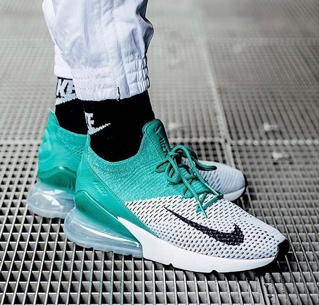 newest 5caf8 a1286 Now Available Womens Nike Air Max 270 Flyknit