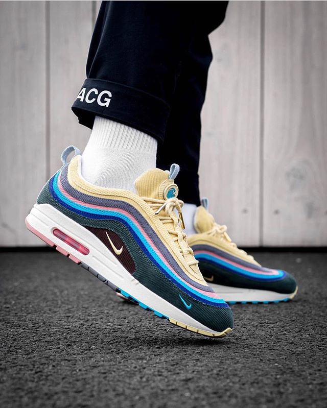 Hombre dispersión jurar  Purchase > nike air max 97 sean wotherspoon stockx, Up to 70% OFF