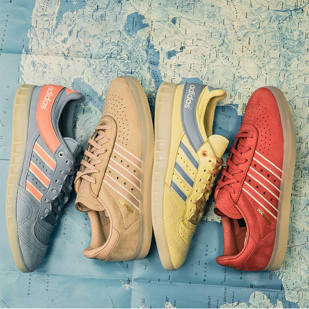 low priced 7e01d 30c33 Now Available Oyster Holdings x adidas Originals