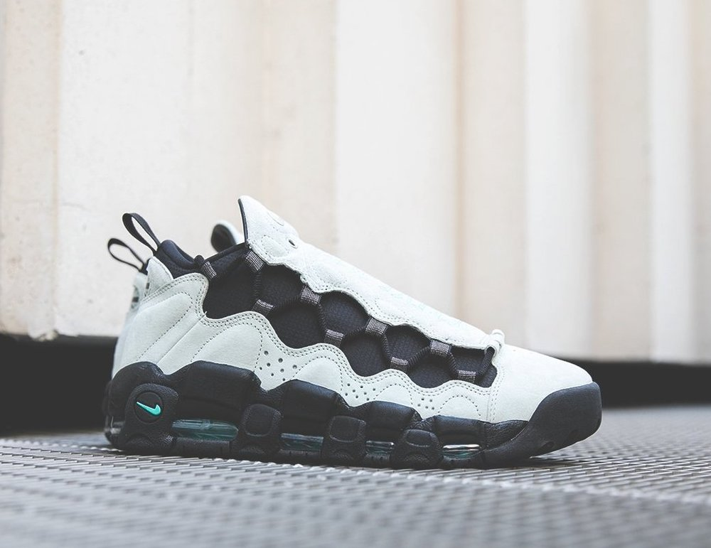 Now Available  Nike Air More Money QS