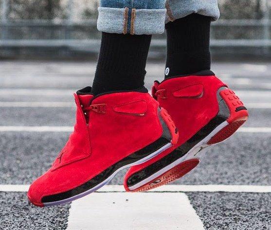 Restock: Air Jordan 18 Retro \