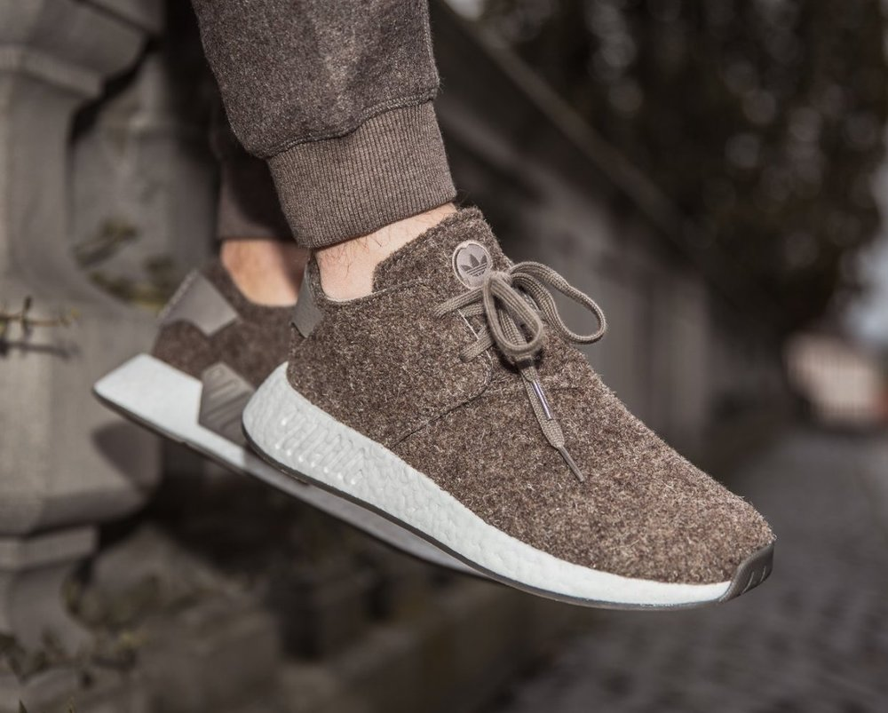 timeless design b03d3 c7d11 On Sale: Wings + Horns x adidas NMD C2
