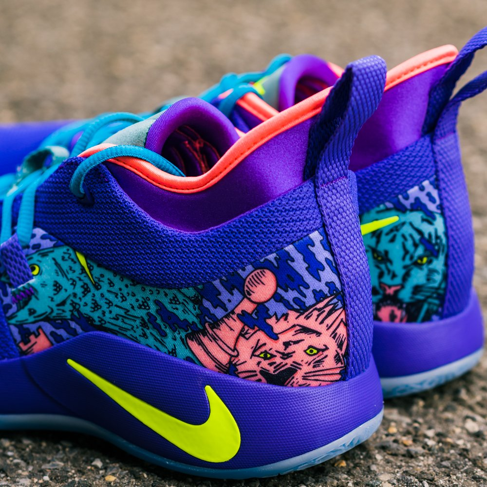 finest selection 25842 fe9f1 Now Available: Nike PG 2