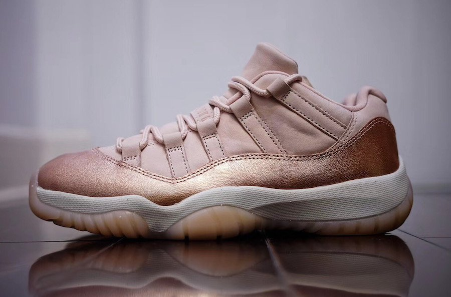 Restock: Air Jordan 11 Retro Low GG