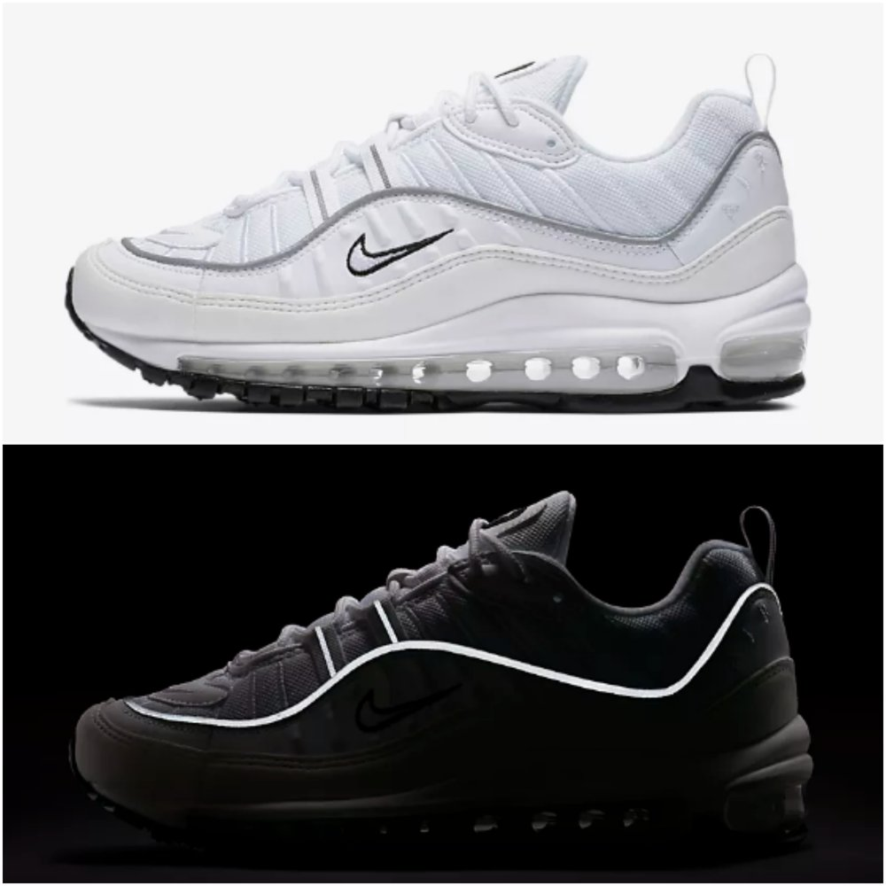 buy online 3f46b f075a Now Available Womens Nike Air Max 98