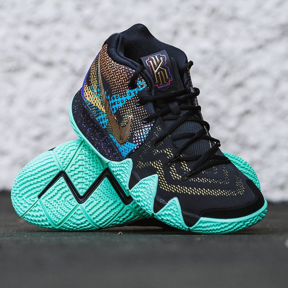Now Available Nike Kyrie 4