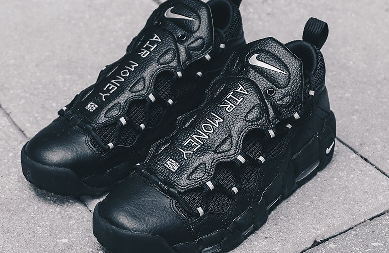 Now Available  Nike Air More Money
