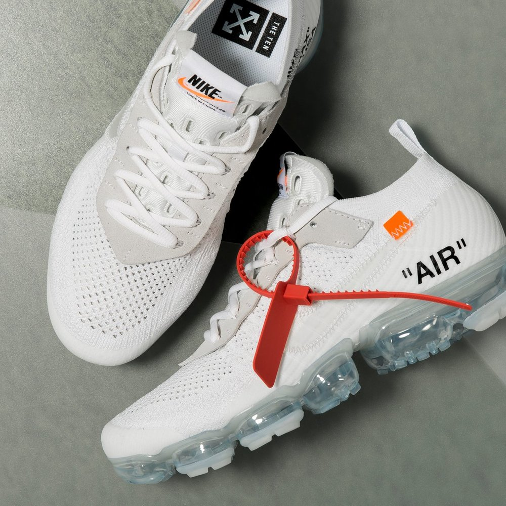 4ca377412e8 OFF WHITE x Nike Air VaporMax