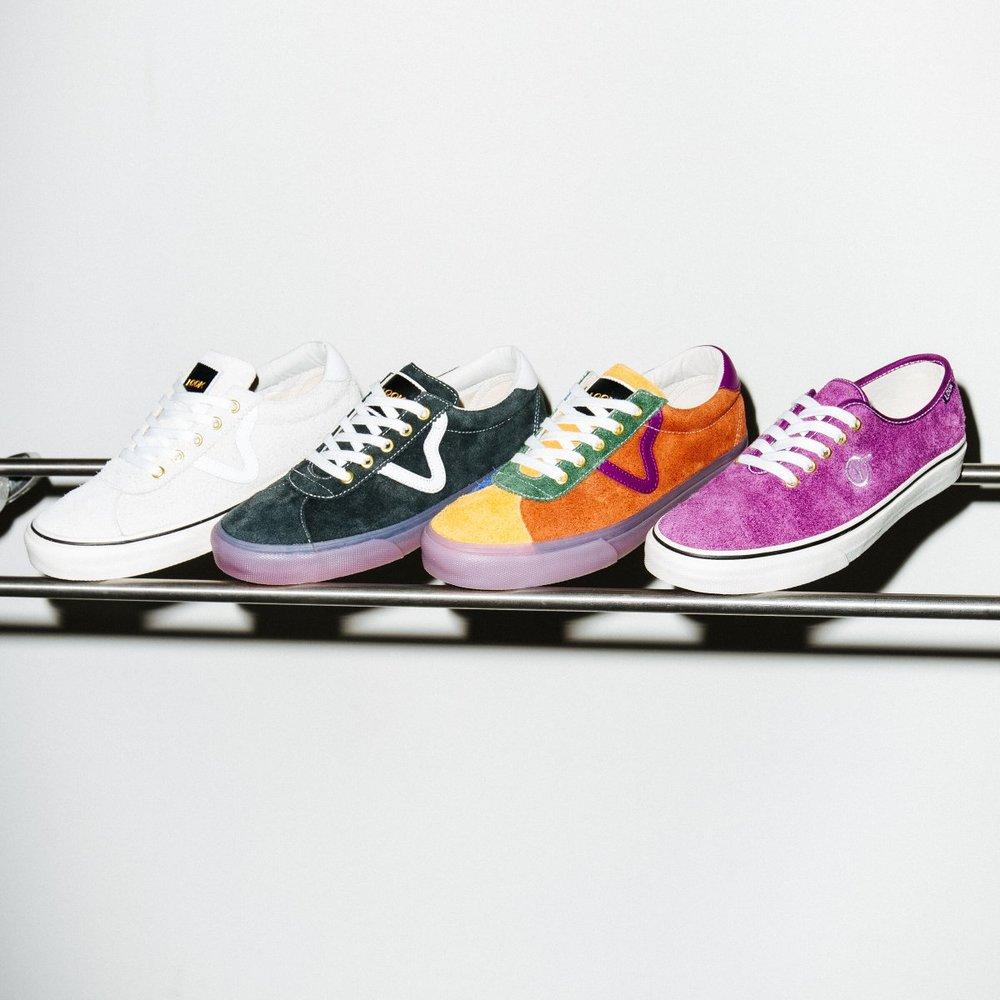 Now Available  LQQK Studio x Vans Vault 2018 Collection — Sneaker Shouts fafaf6e9a