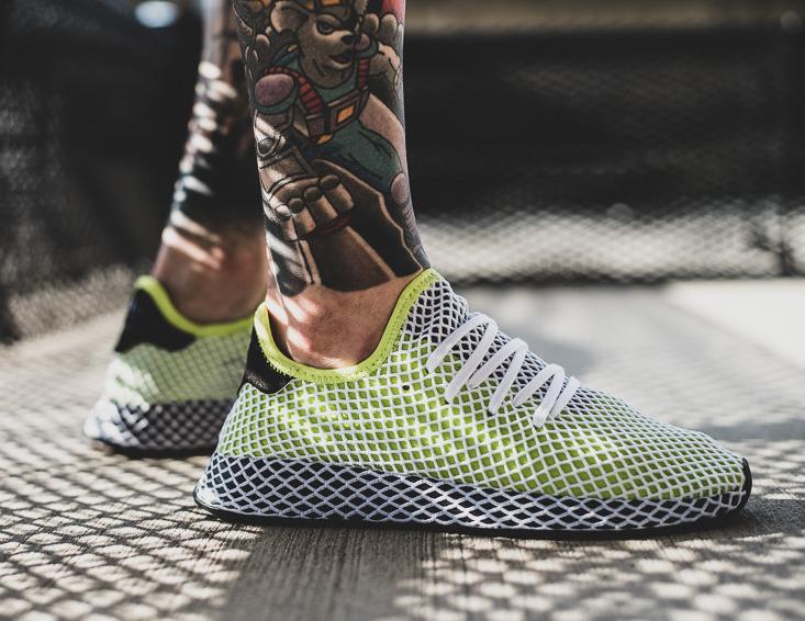 d886809e8 Now Available  adidas Deerupt Runner