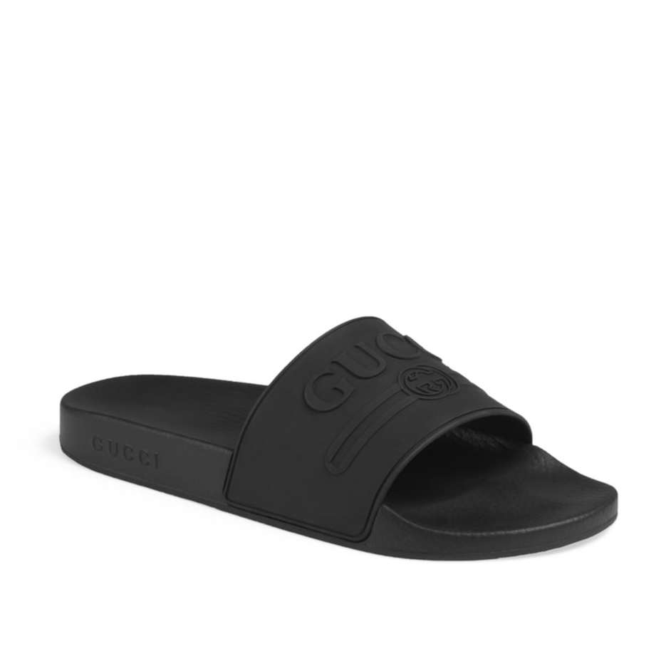 2615b1bf79d68 Now Available  Gucci Pursuit Sport Slides — Sneaker Shouts