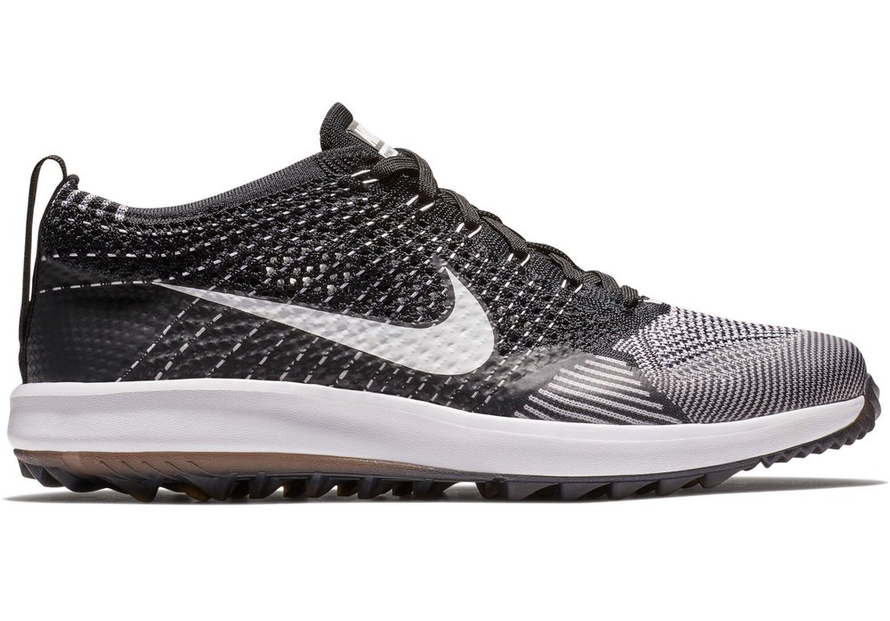 fe32ccdd6ec4 Now Available  Nike Flyknit Racer Golf Shoes