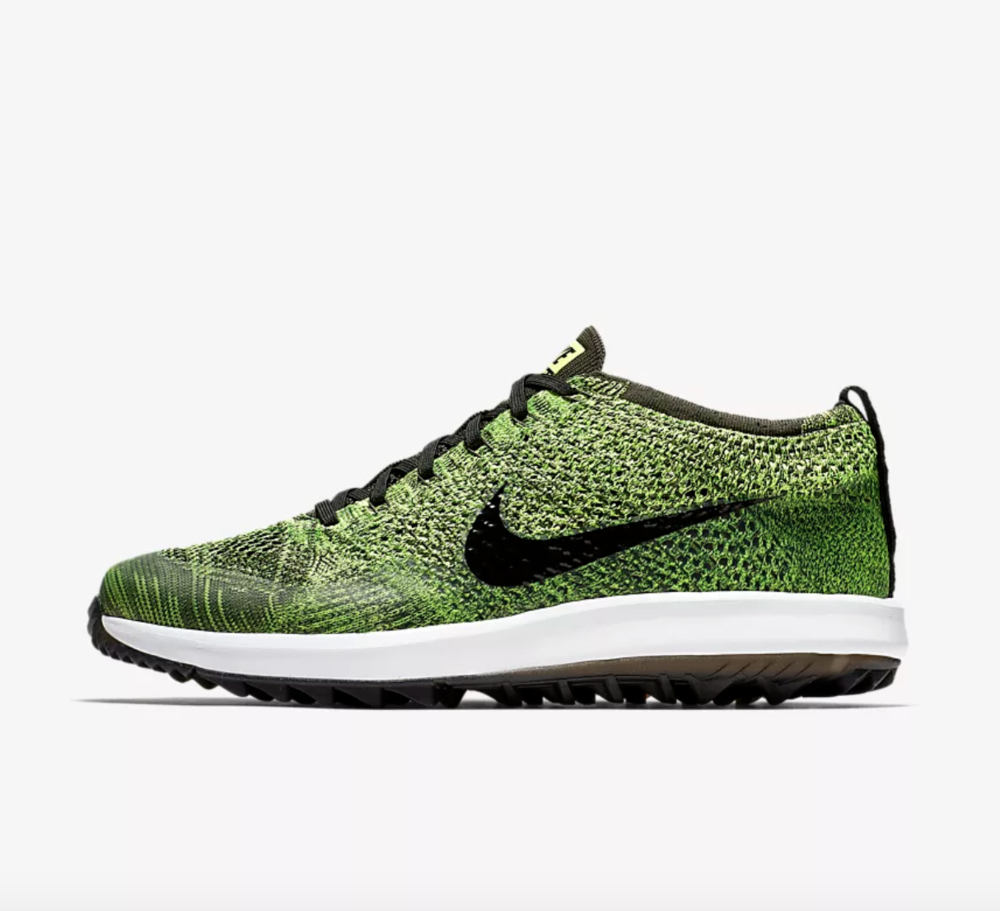 26b22bd40c25 Now Available  Nike Flyknit Racer Golf