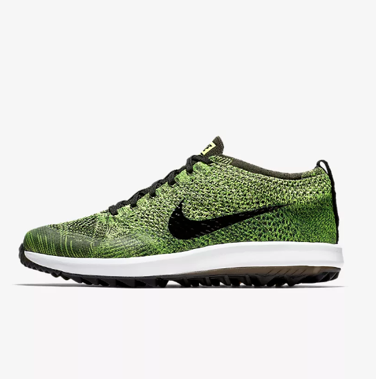 b848e262b0c14 Now Available  Nike Flyknit Racer Golf