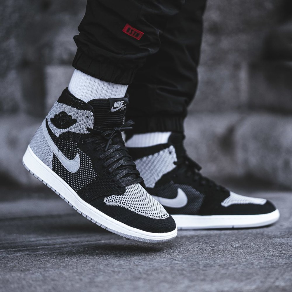 On Sale  Air Jordan 1 High Flyknit
