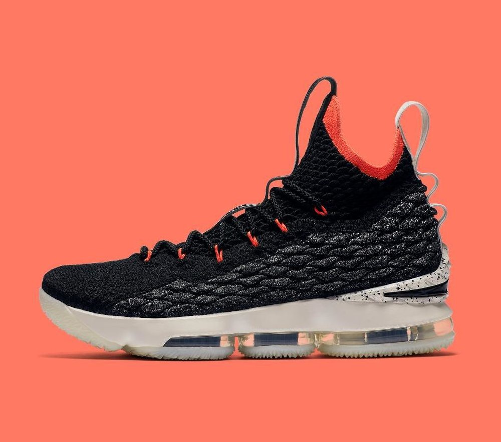 brand new a670b 09dd7 Nike Releases the LeBron 15 Inspired by Their