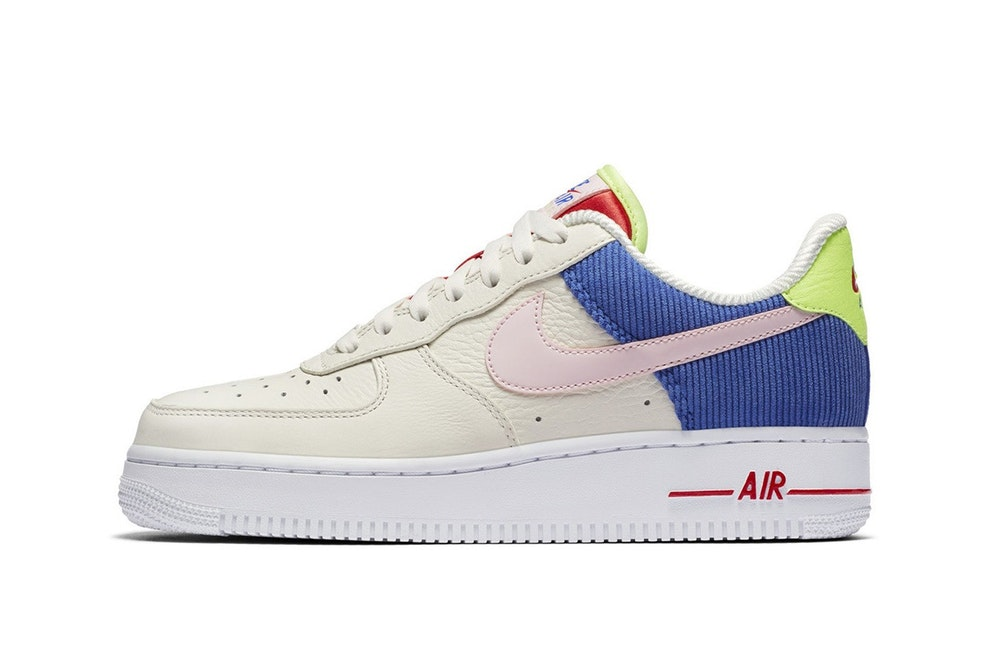 superior quality a6df4 d199a Now Available: Women's Nike Air Force 1 Low