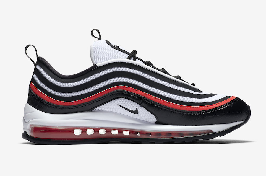 air max 97 red black