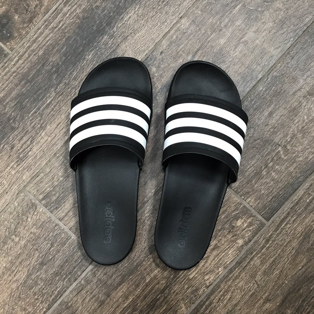 edf0f002e On Sale  adidas Adilette Cloudfaom Plus Slides