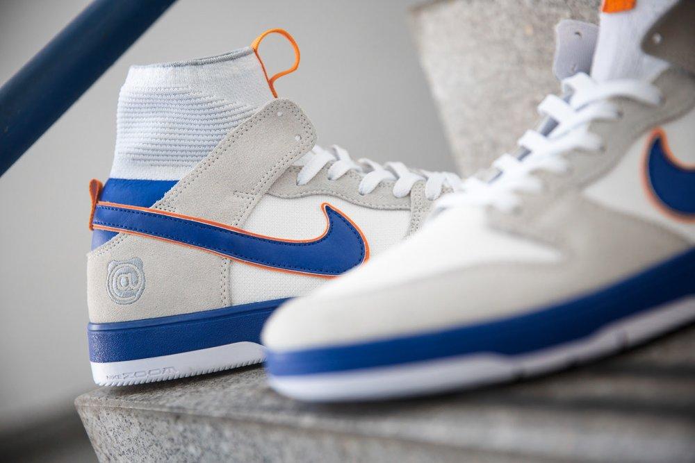 5830fd51c98e Restock  Medicom x Nike SB Zoom Dunk High Elite — Sneaker Shouts