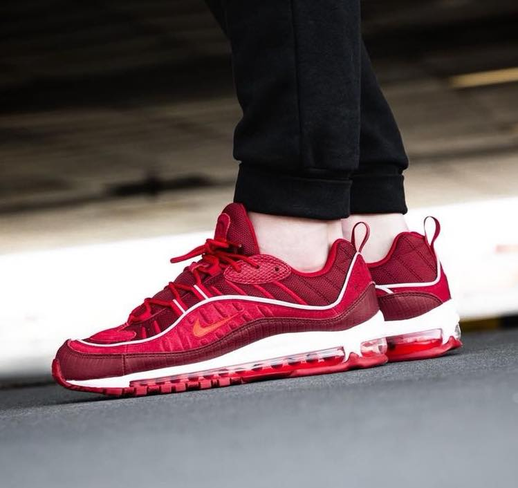 49ad43bec2f Now Available  Nike Air Max 98 SE
