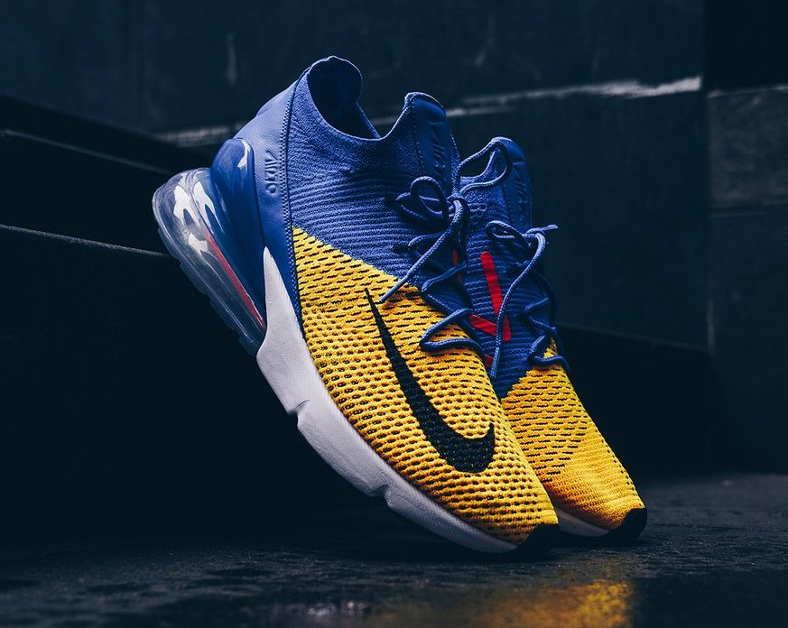On Sale  Nike Air Max 270 Flyknit