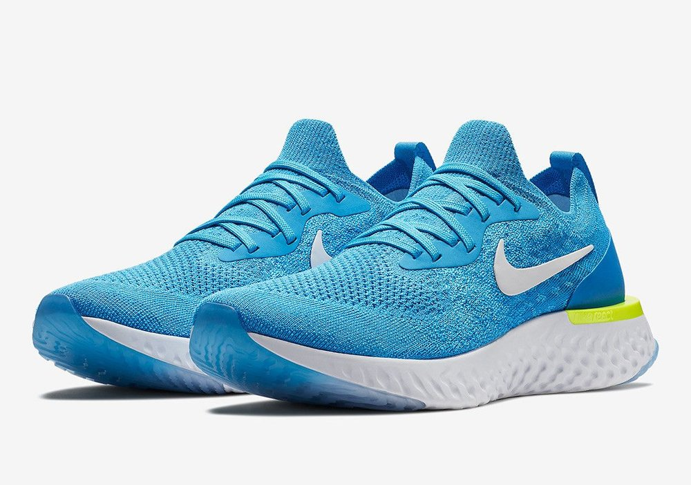 Now Available  Nike Epic React Flyknit