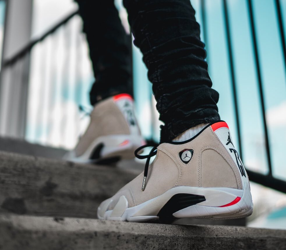 low priced 22f3d 435ab Now Available  Air Jordan 14 Retro