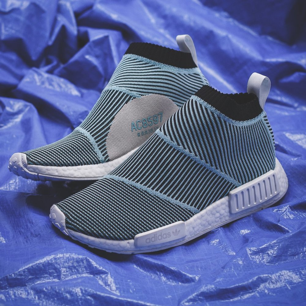 43ac85fa6 On Sale  Parley x adidas NMD CS1 PK