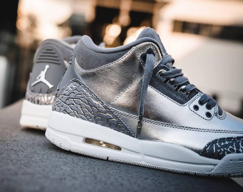 Air Jordan 3 Retro Heiress \