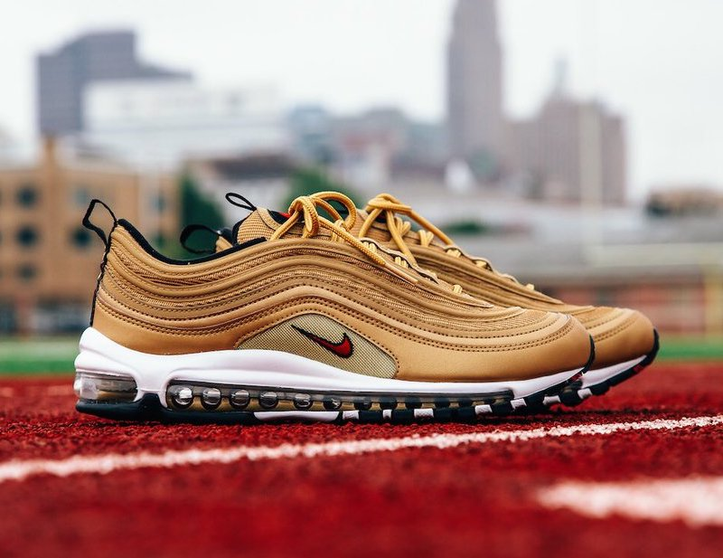 sale retailer c5d58 77a95 Now Available: Women's Nike Air Max 97 OG