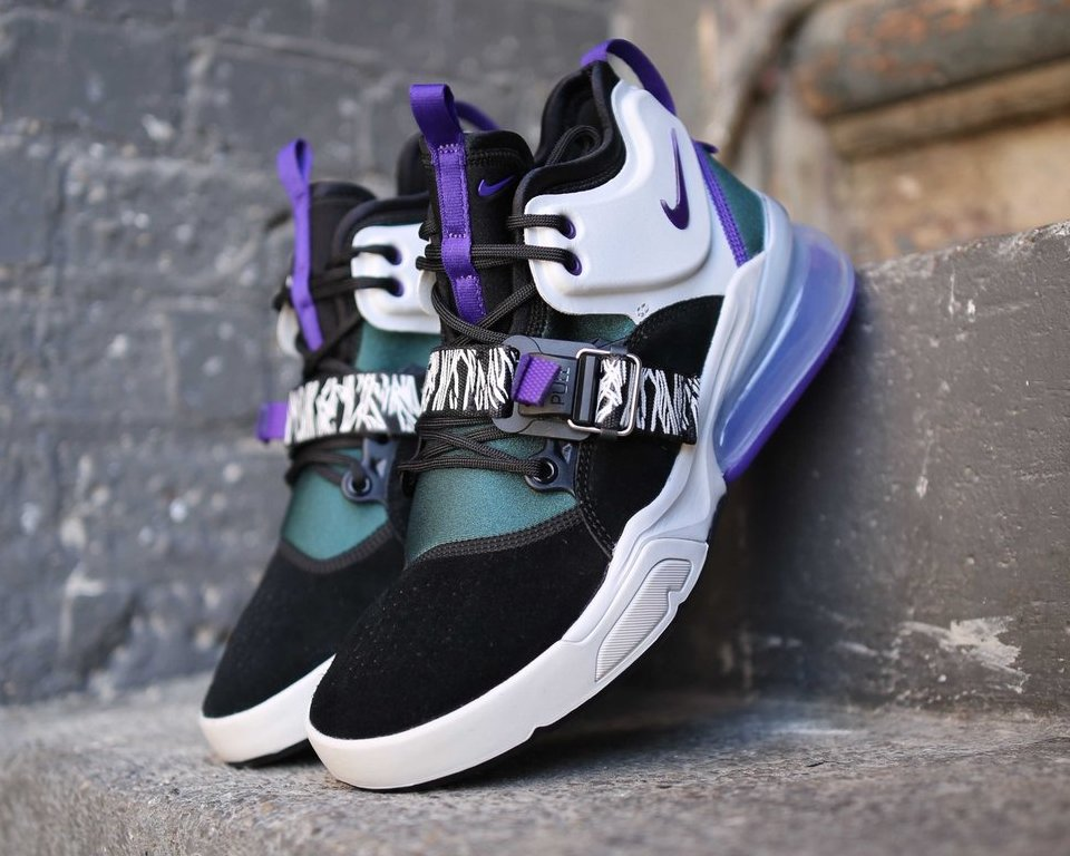 10fa893b95cfc Now Available  Nike Air Force 270