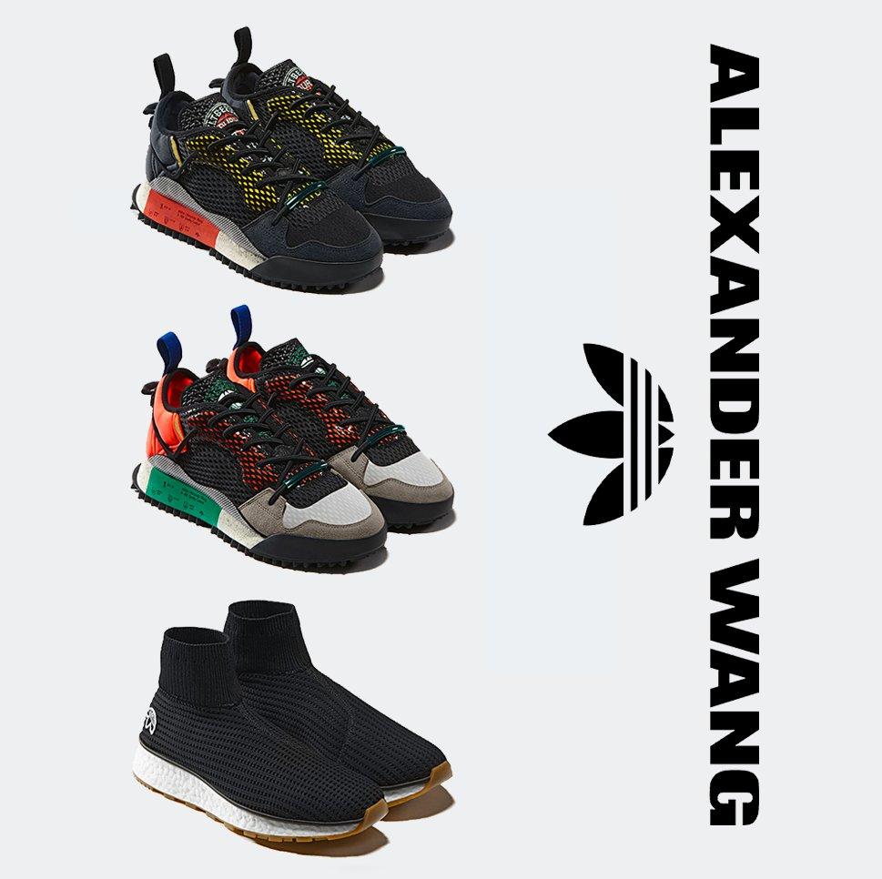 Alexander Wang x adidas Originals Season 3 May 2018
