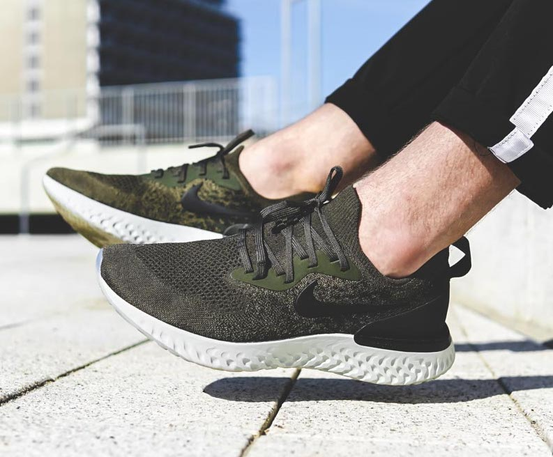 5a8eb4690ccb On Sale  Nike Epic React Flyknit